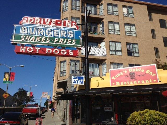 Photo at Tony's Cable Car Restaurant