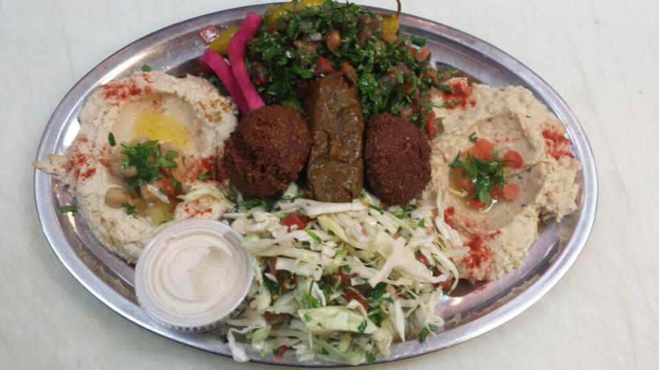 Photo at Playa's Pita Lebanese Cuisine