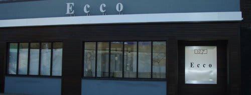 Photo at Ecco Boston