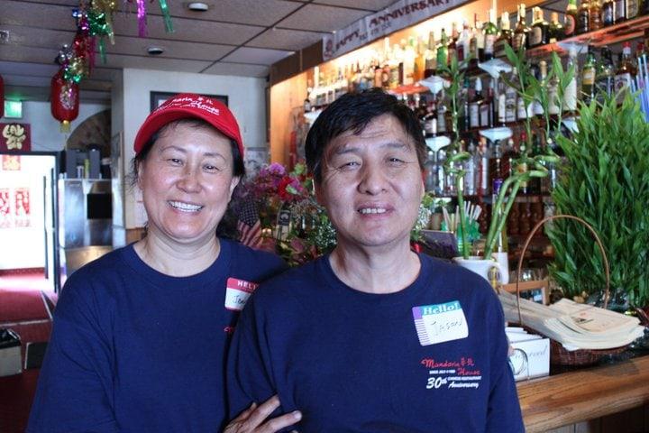 pic at Mandarin House Restaurant