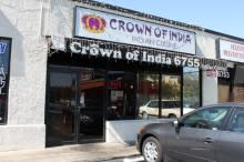 cr5 at Crown of India