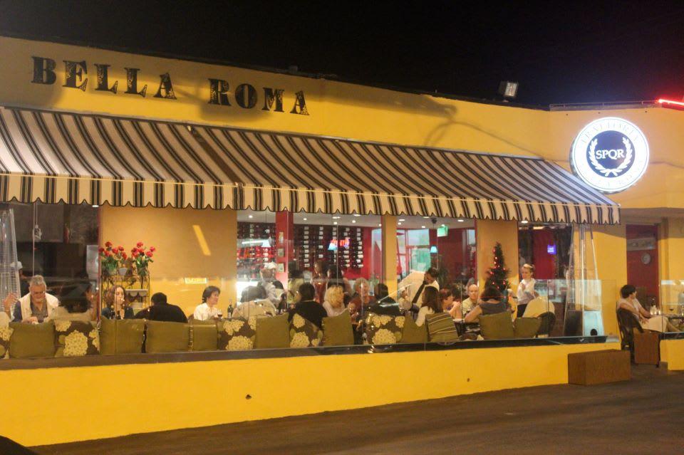 PhotoSPdsu at Cafe Bella Roma