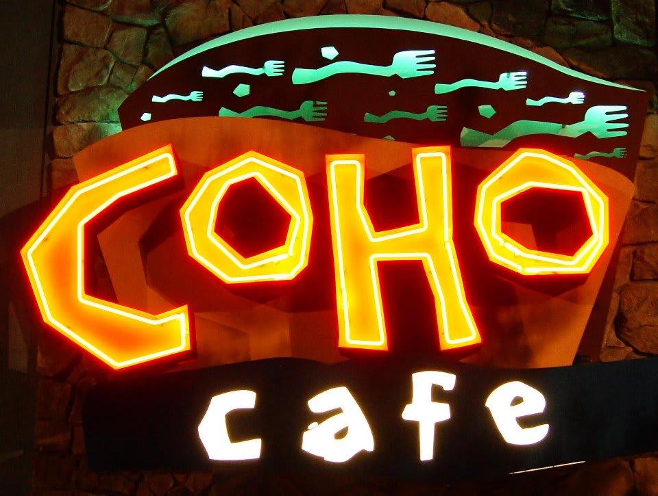 Coho Cafe at Coho Cafe