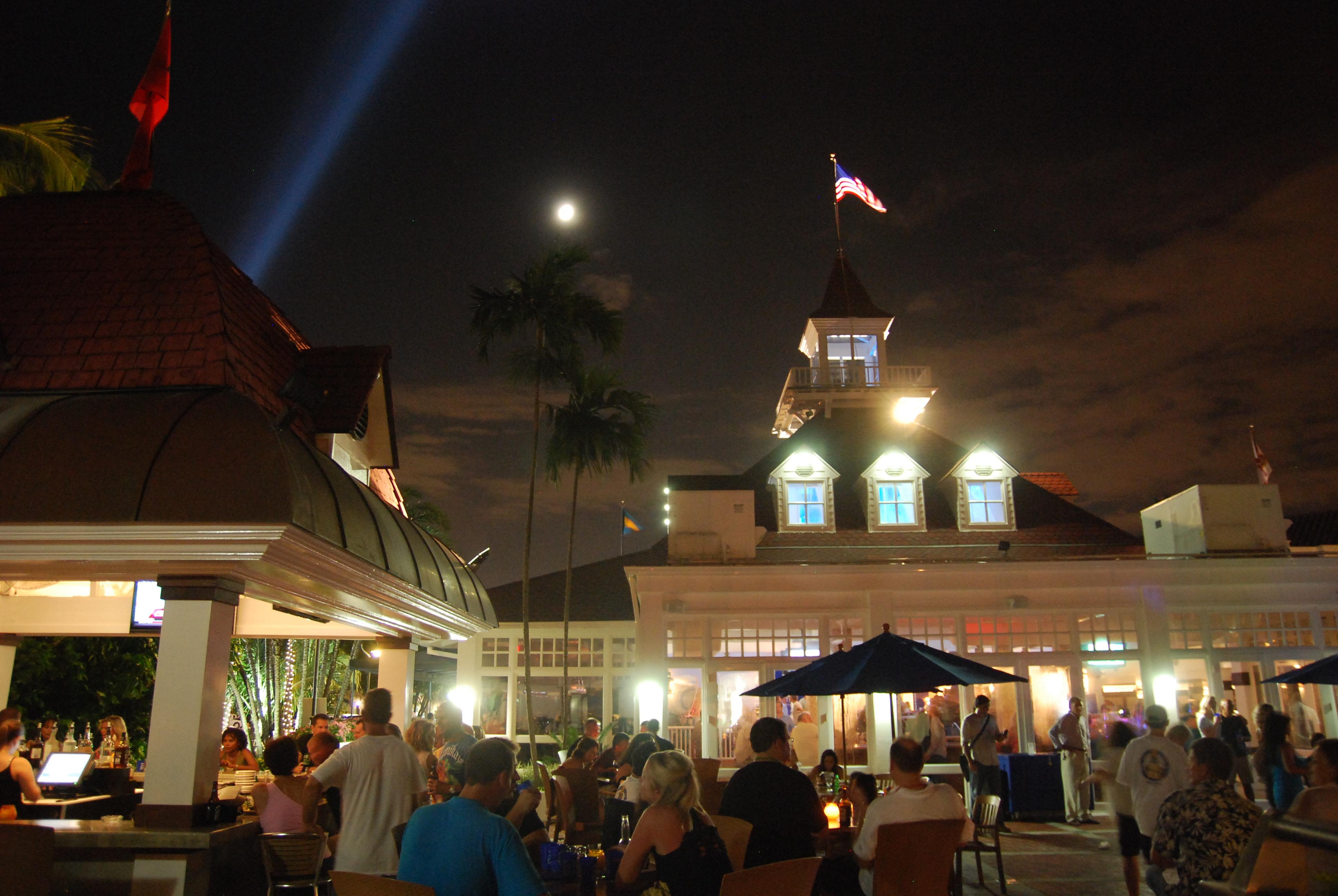 PhotoSPOKD at Bimini Boatyard Bar & Grill