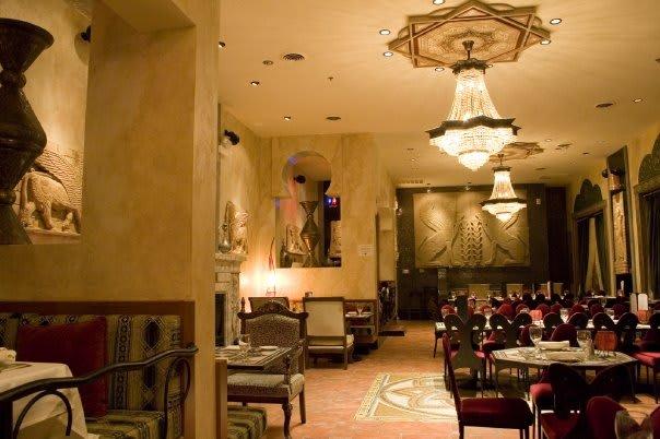 Photo at Alhambra Palace Restaurant