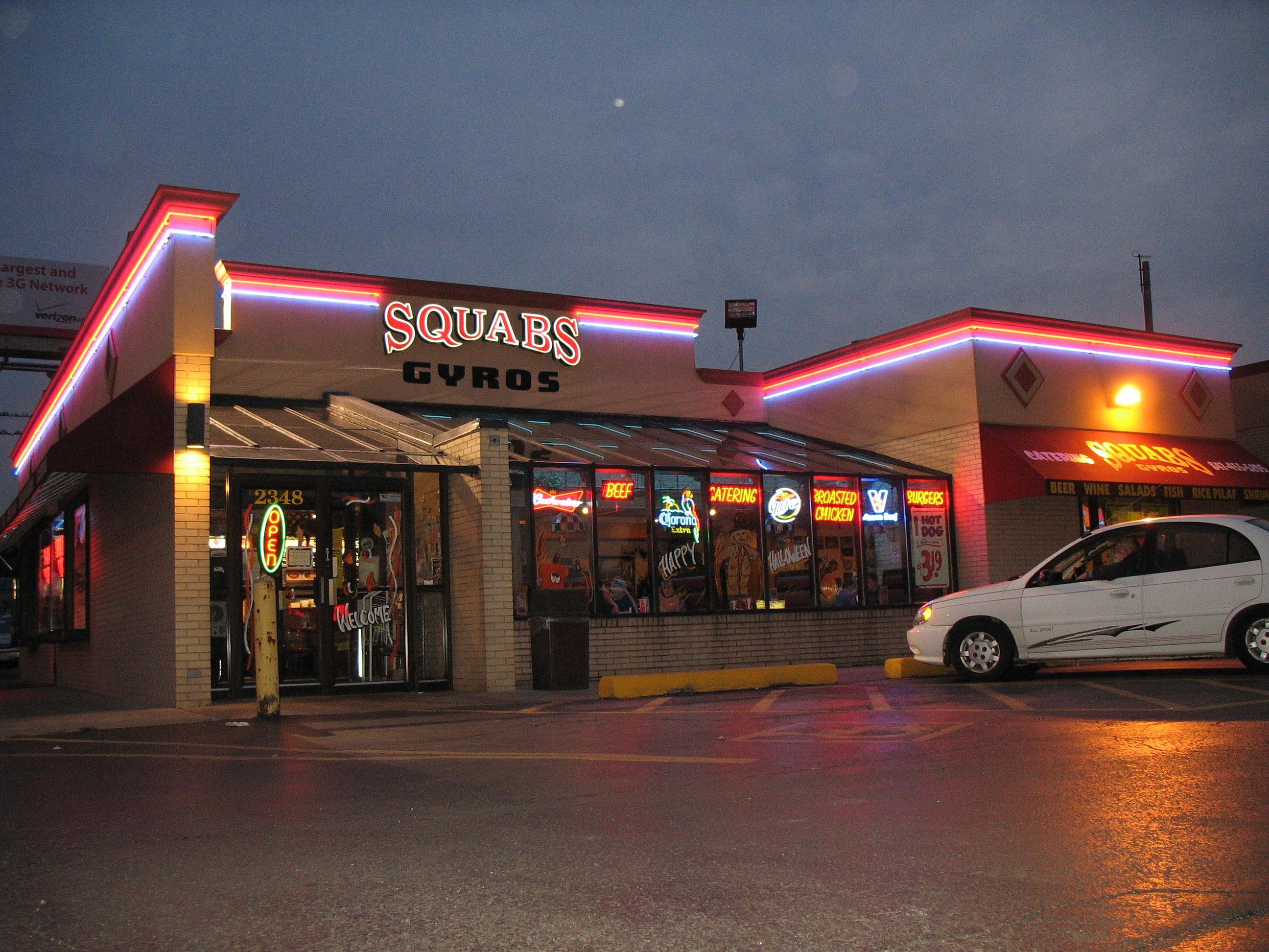 Photo at Squabs Gyros