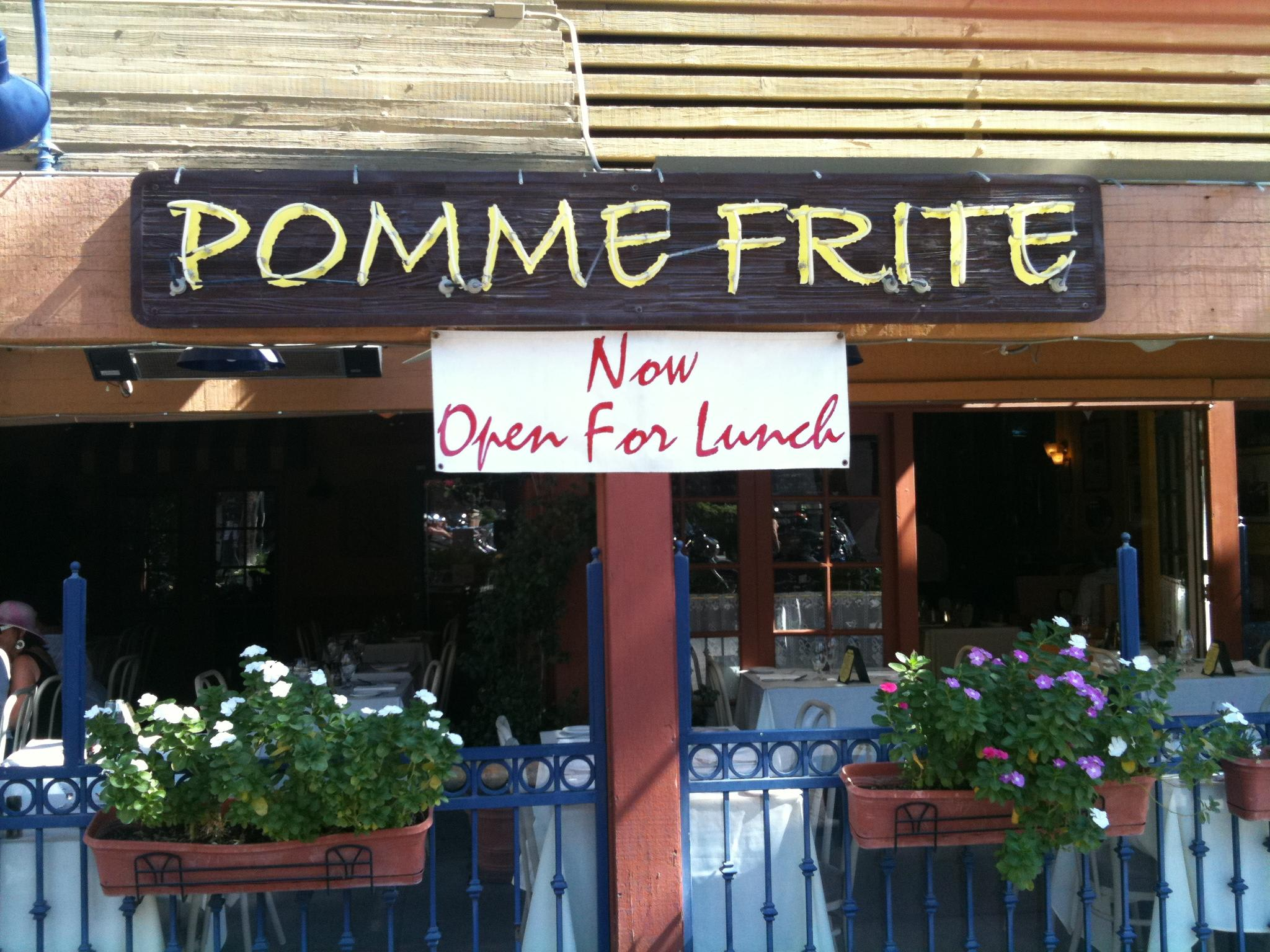 Photo at Pomme Frite