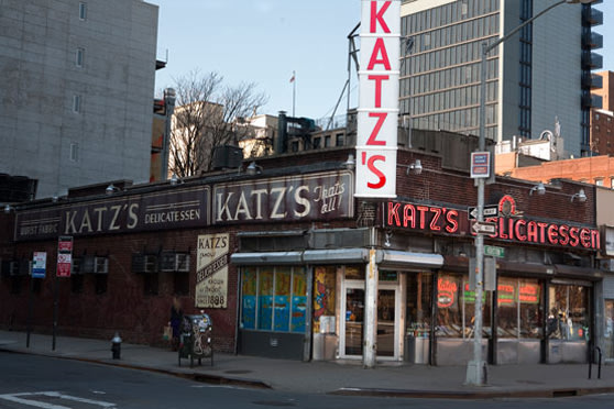 Photo at Katz's Deli