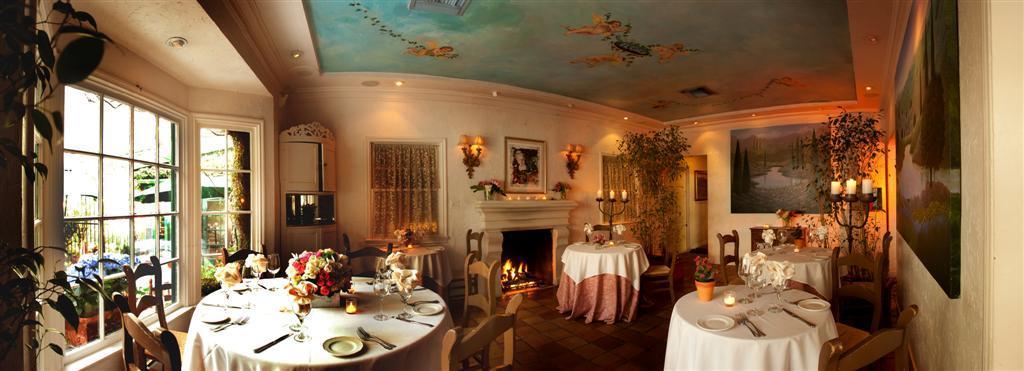 Main Dining Room at Il Cielo