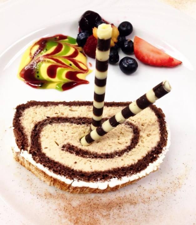Special Event Desserts and Custom Menus at Wally's Desert Turtle