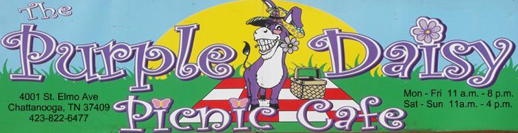 Purple Daisy Picnic Cafe