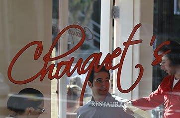 Chouqouets at Chouquet's Restaurant