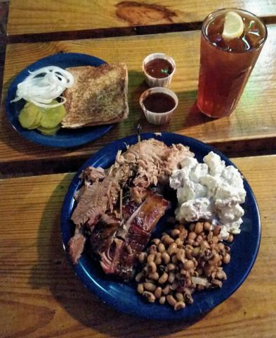 Photo at Cecil's Texas Style Bar-B-Q