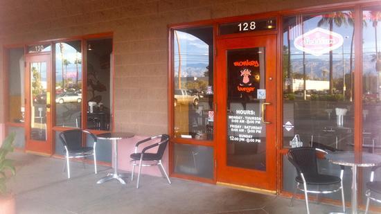 Photo at Monkey Burger Williams Center