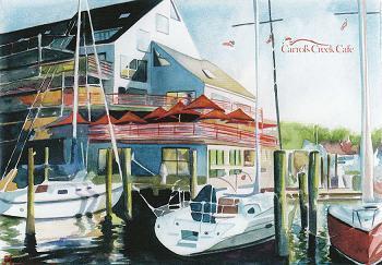 Photo at Carrol's Creek Cafe