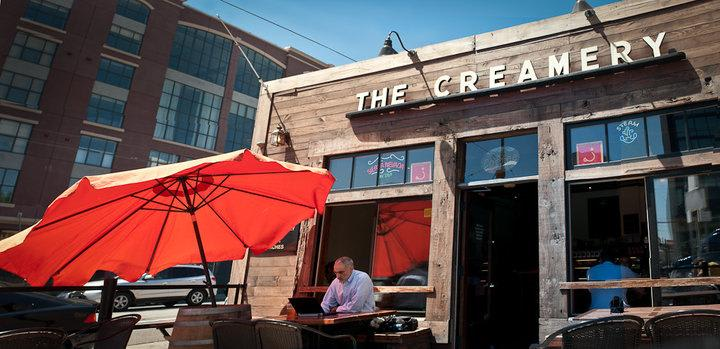 Photo at The Creamery