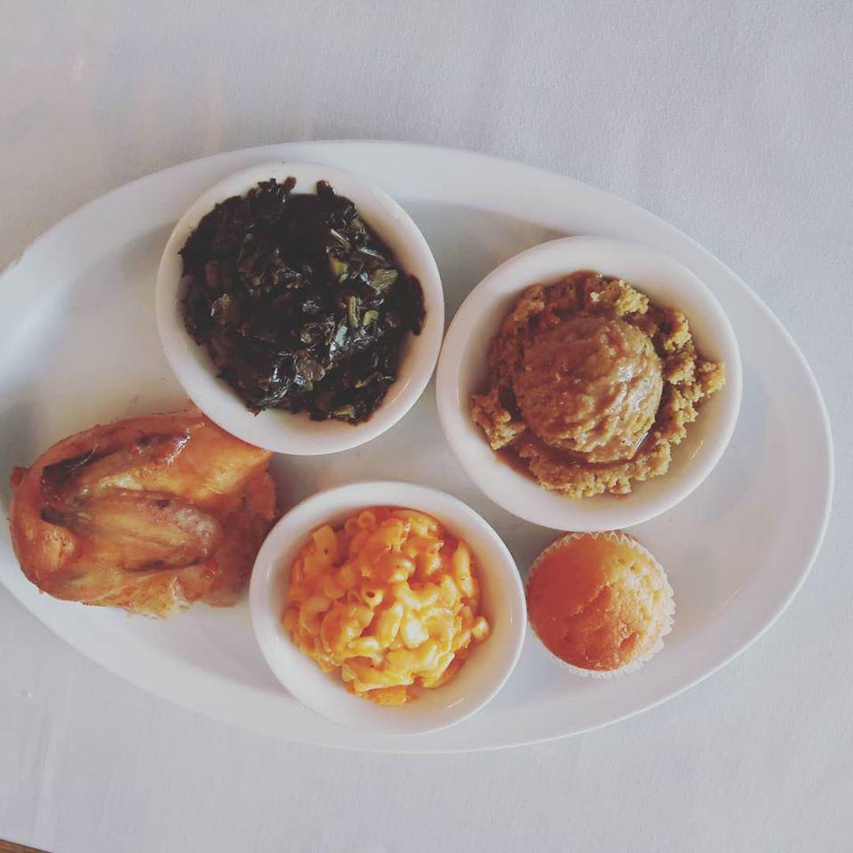 Photo at Dan's Soul Food & Bakery