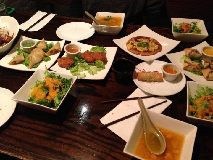 PhotoSPqHv at Wild Ginger Vegetarian Cafe