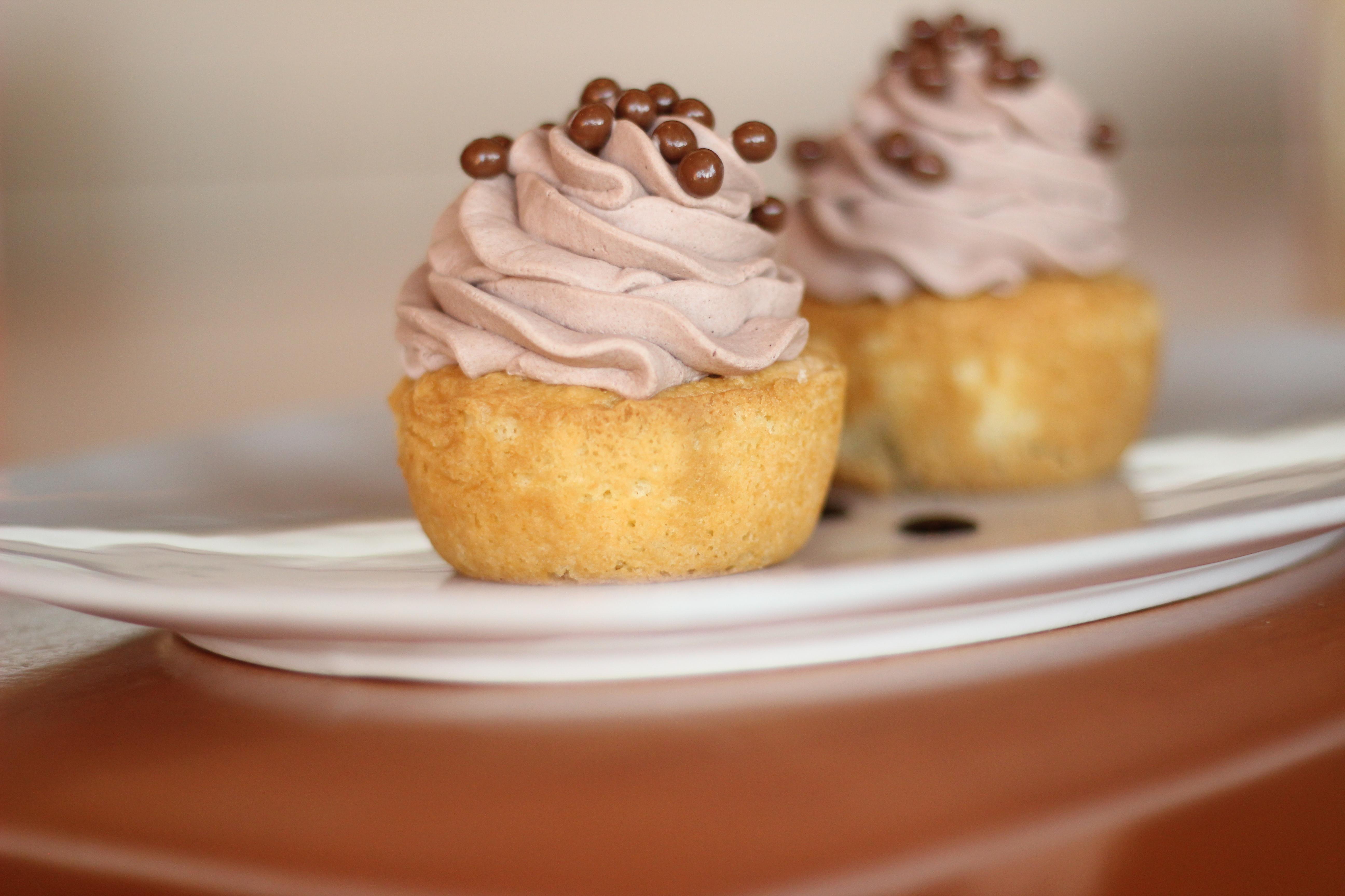 Tiramisu Cupcakes at Zona 78