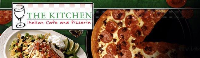 Photo at The Kitchen Italian Cafe & Pizzeria