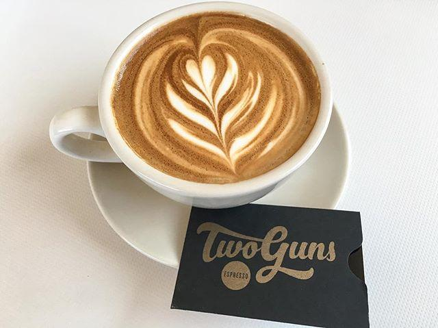 Photo at Two Guns Espresso