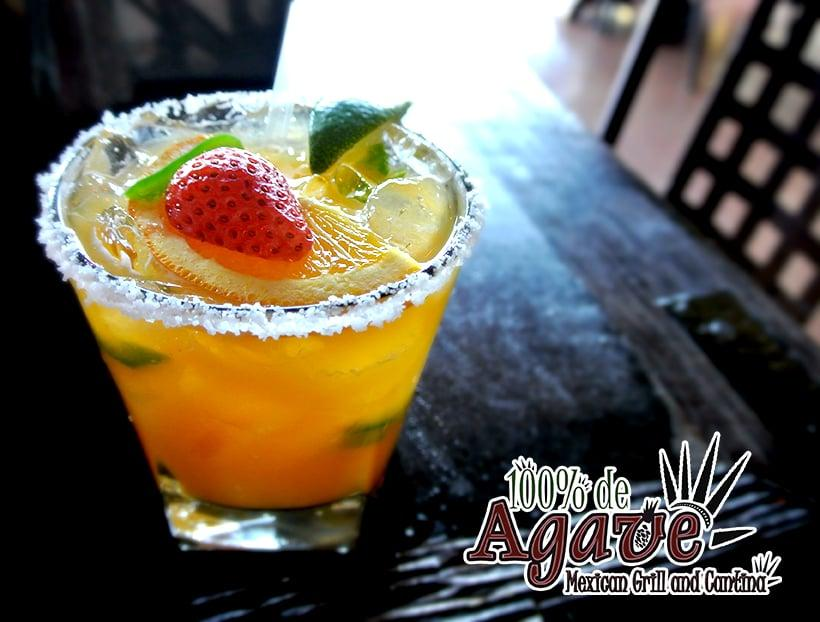 Photo at 100% de Agave