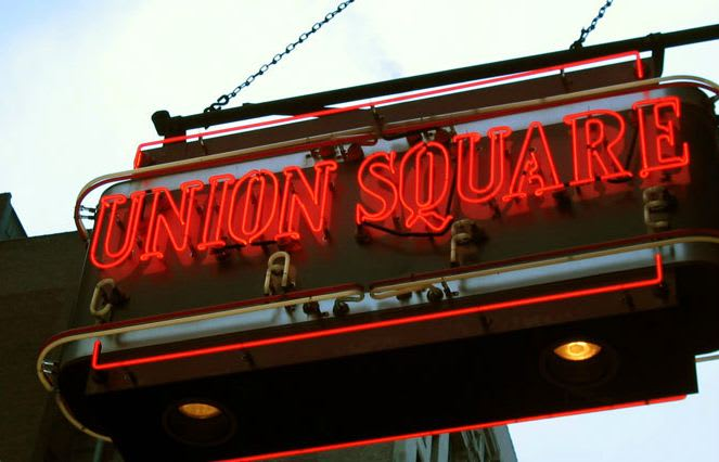 USC at Union Square Cafe