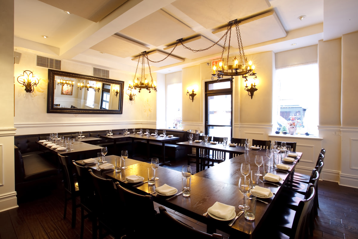 Rear Private Dining Room at Empellon