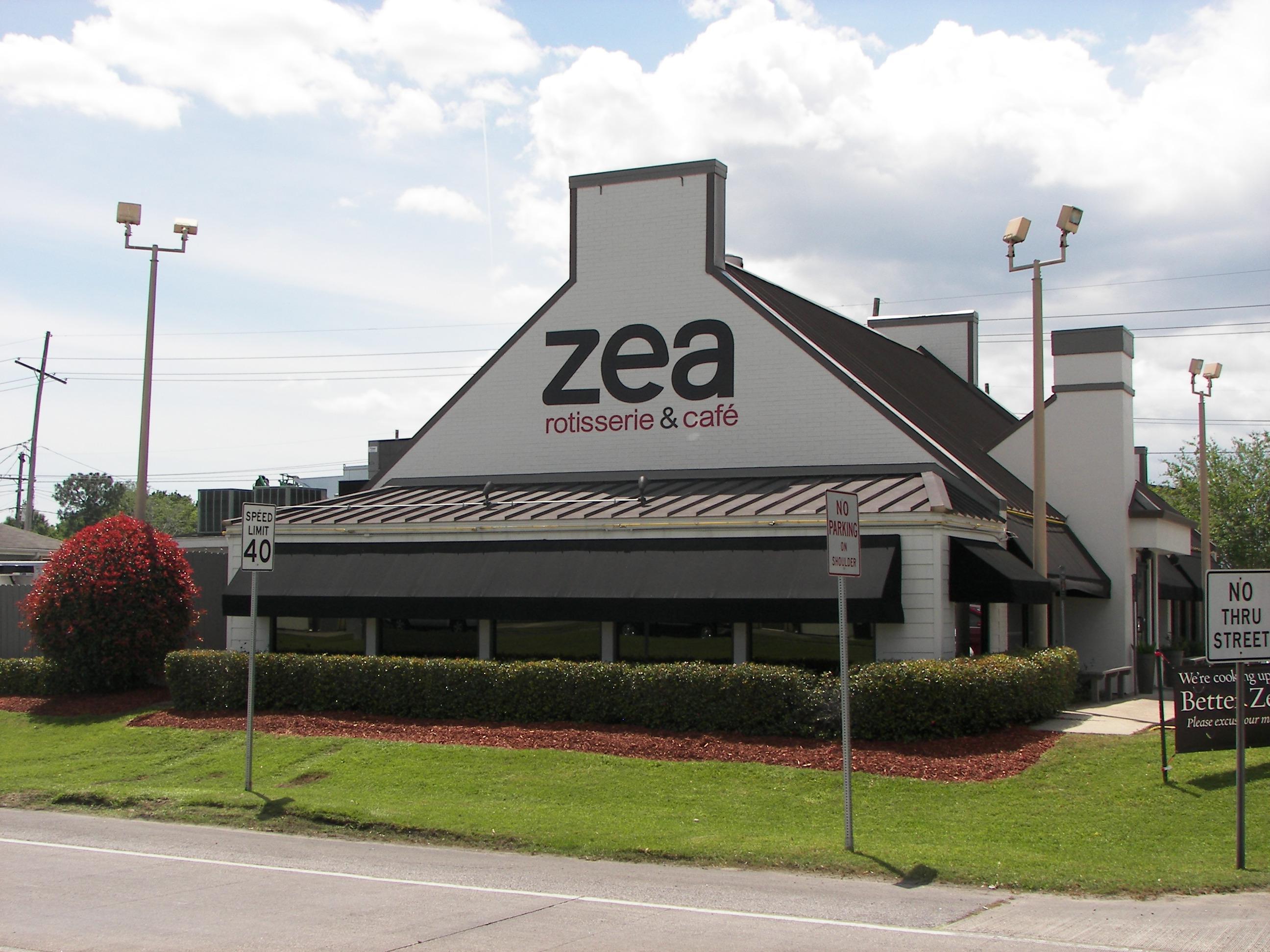 Zea Rotisserie & Cafe