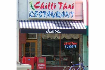 Photo at Chilli Thai