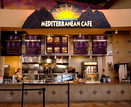 Mediterranean Cafe at Mediterranean Cafe
