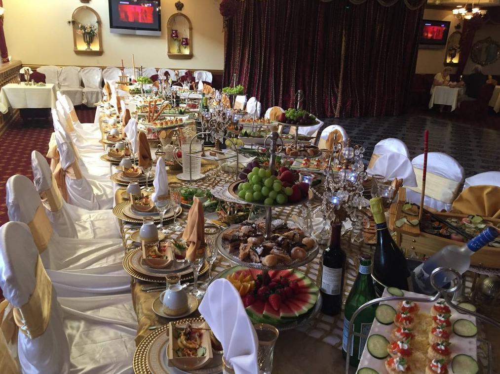 Photo at Zhivago Restaurant & Banquets