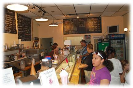 Photo at Jimmies Ice Cream Cafe