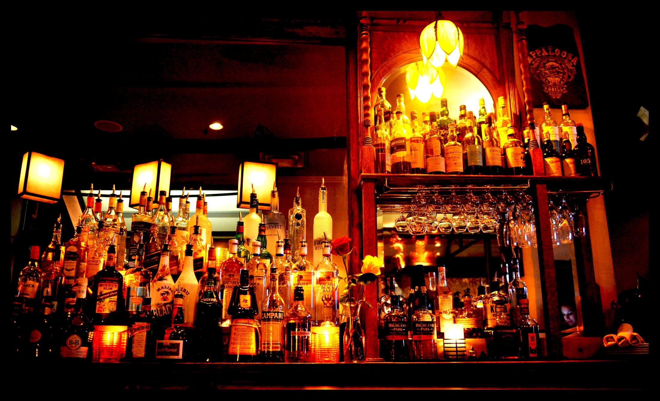 Bar at Appaloosa Grill