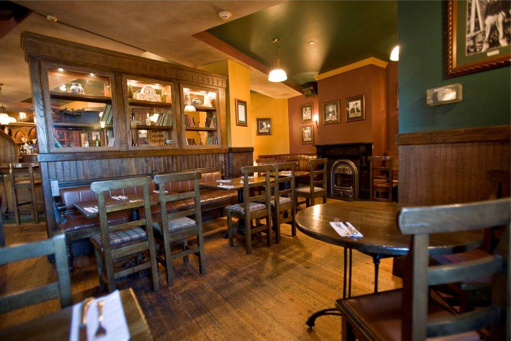 Photo at James Joyce Irish Pub and Restaurant