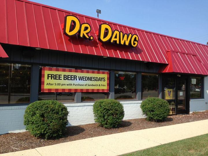 DR. DAWG - Greenfield at Dr. Dawg