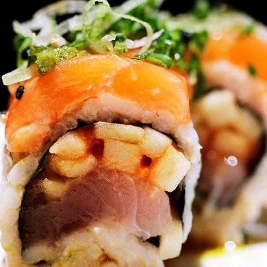 Photo at Sushi Bistro