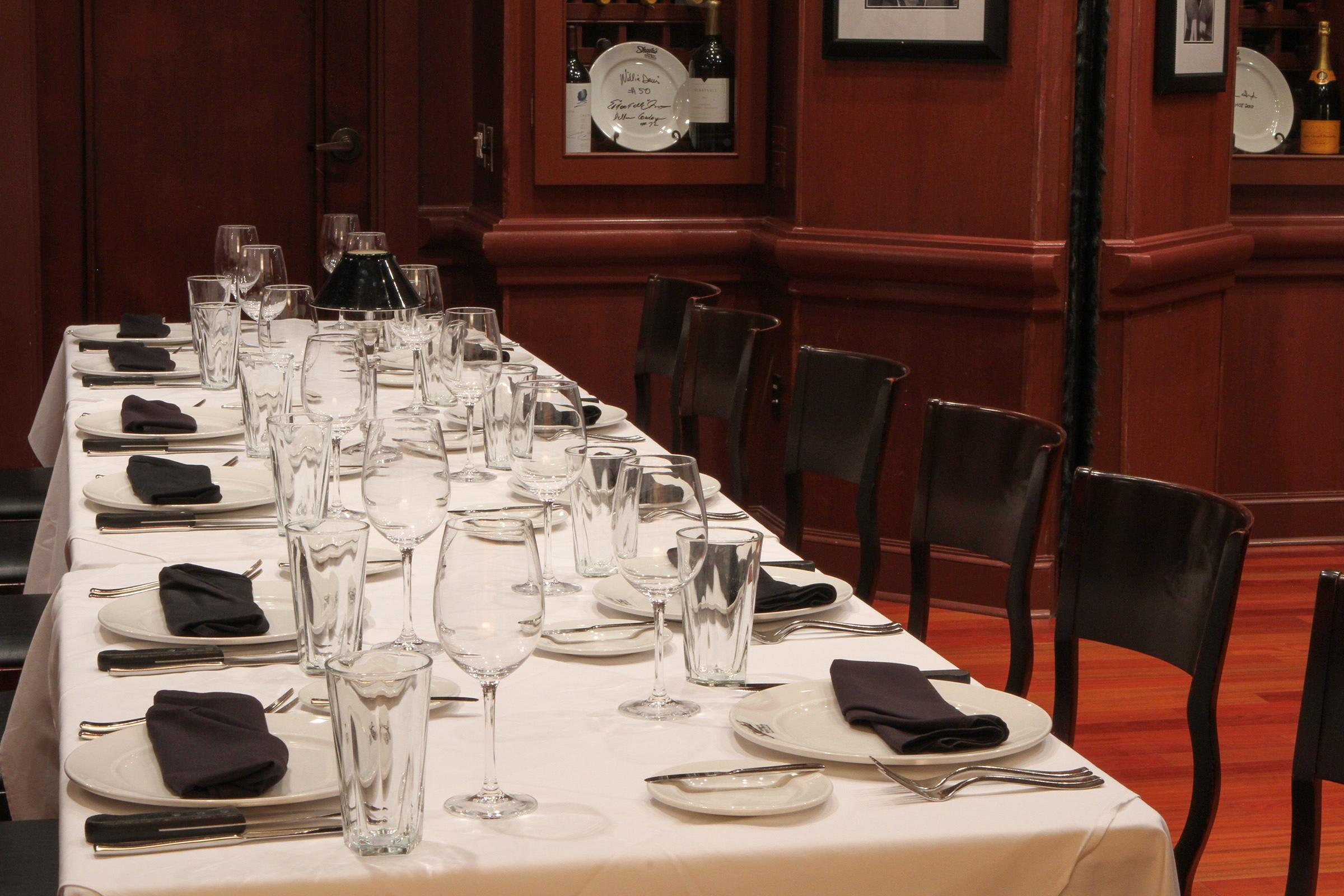 Private Dining Photo 17