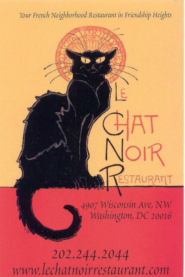 Photo at Le Chat Noir
