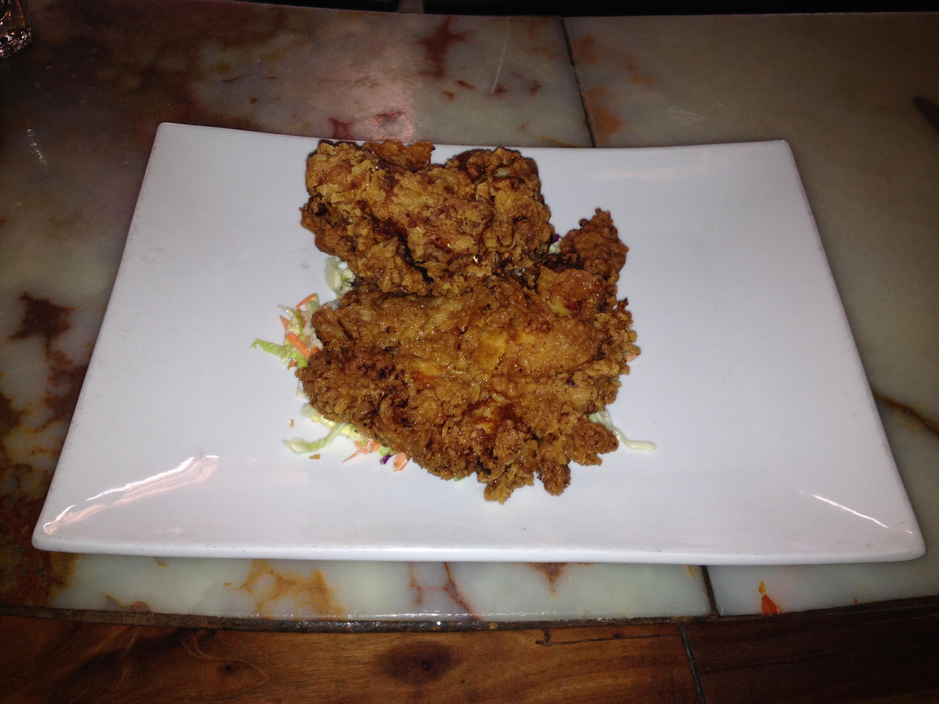 Fried Chicken!  at Finn McCool's