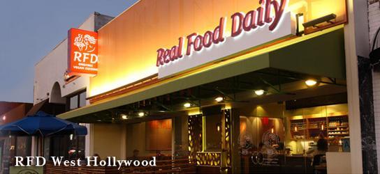 Photo at Real Food Daily