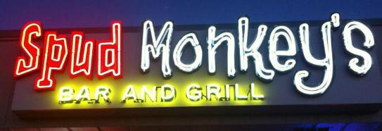 Photo at Spud Monkey's Bar and Grill