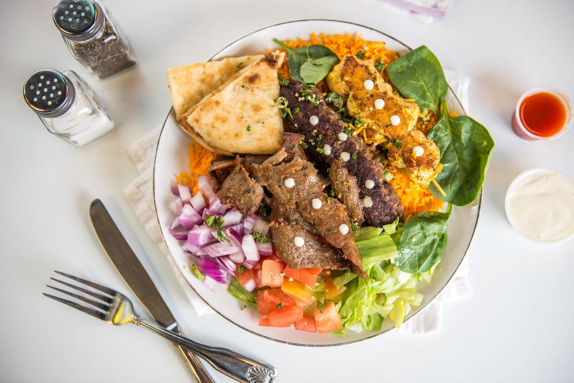 Photo at Mix Platters Halal