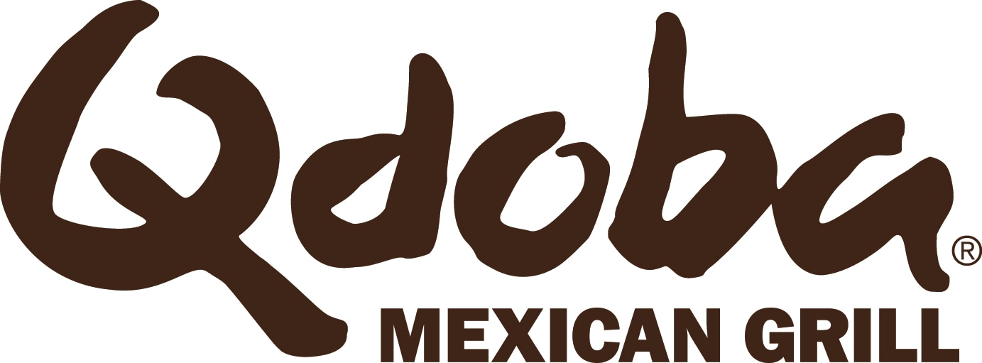 logo at Qdoba Mexican Grill