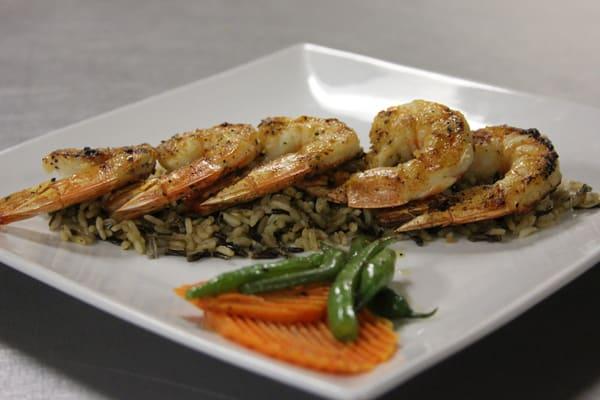 Gulf Coast Shrimp at Y.O. Ranch Steakhouse