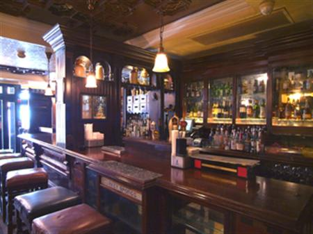 bar at Daniel O'Connell's Restaurant