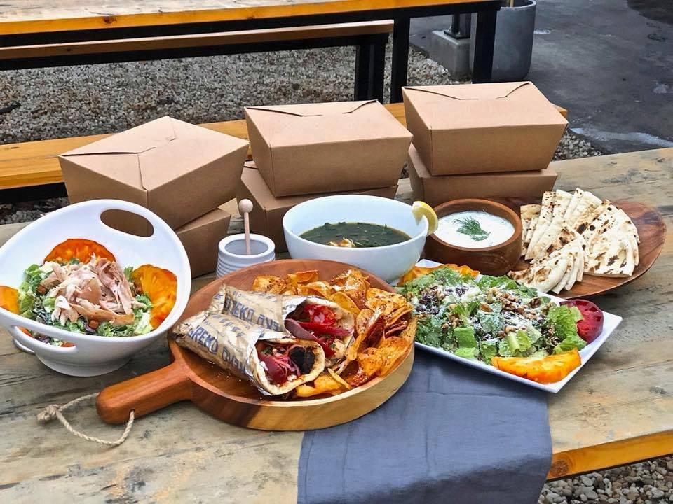 Greko Greek Street Food