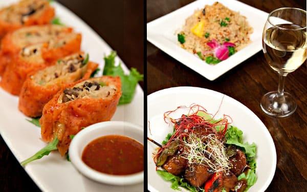 PhotoSP21v at Wild Ginger Vegetarian Cafe