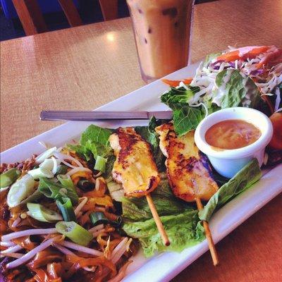 PhotoSPxgo at Westwood Thai Cafe