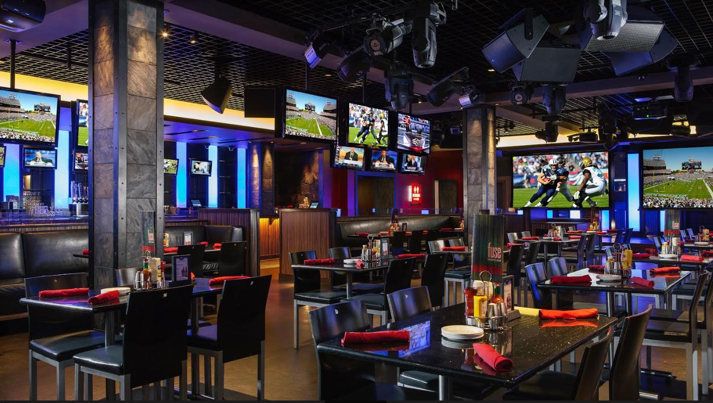 Fuse Sports Bar